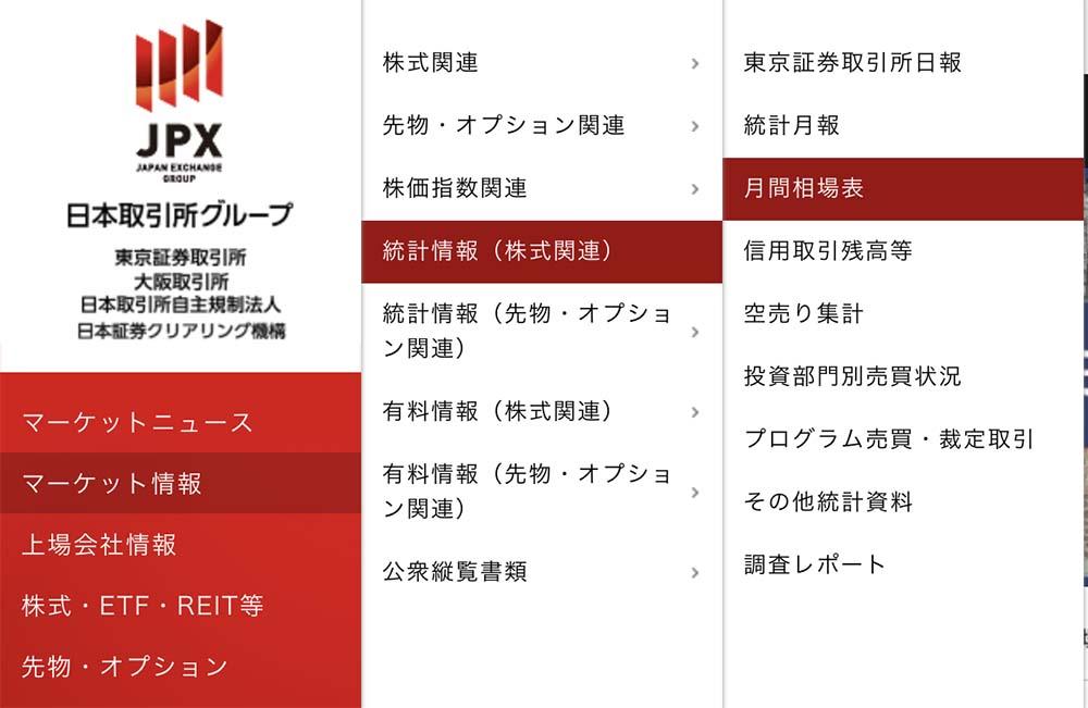 JPX見本1